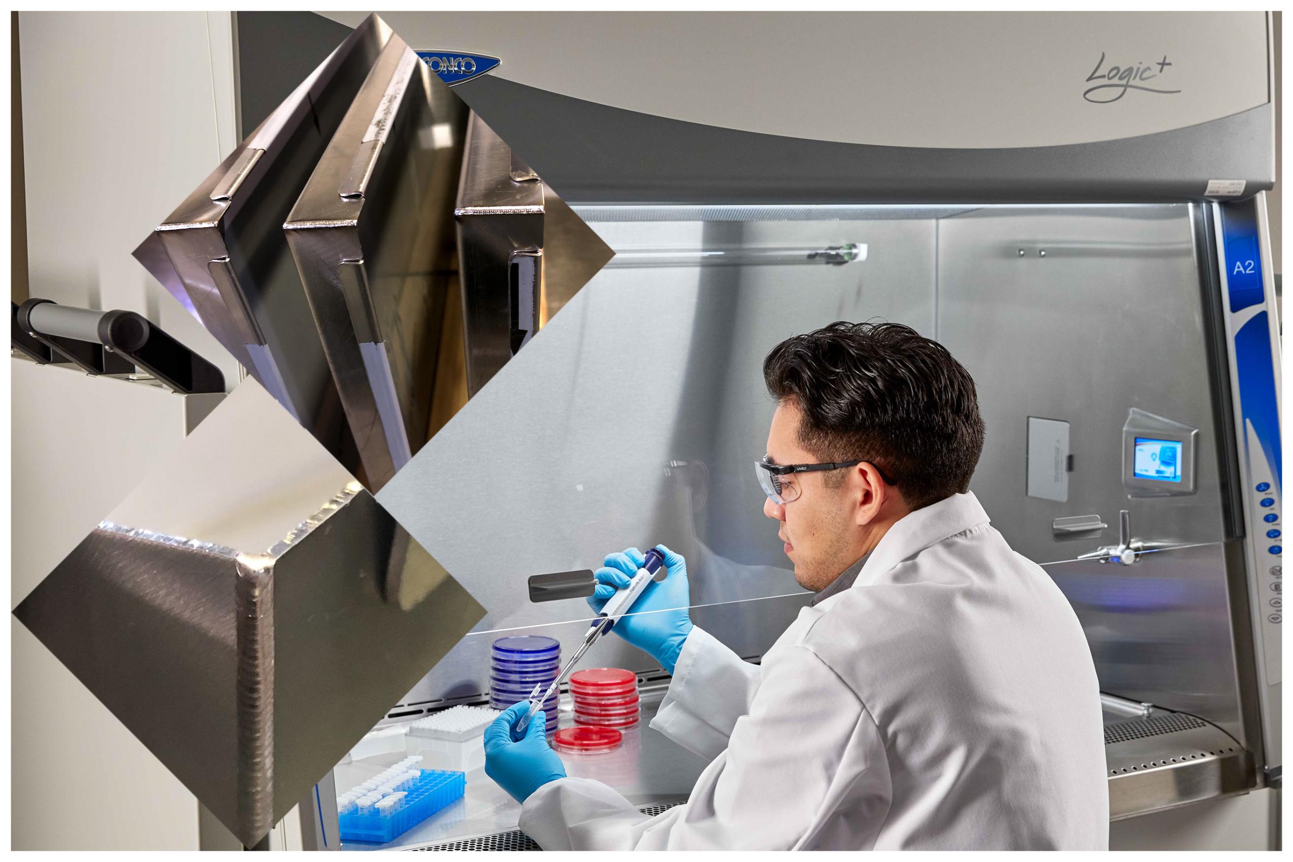 Case Study: Laser Welding for Labconco Corporation